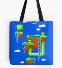 PIXEL ISLANDS Tote Bag
