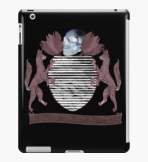 coat of arms iPad Case/Skin