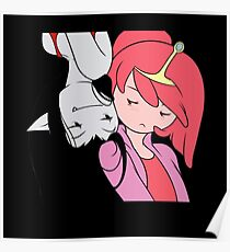 PB and Marceline Poster