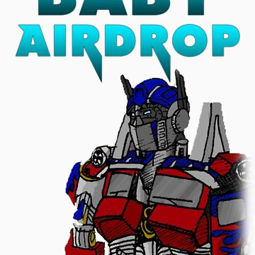 Optimus Prime by BabyAirdrop