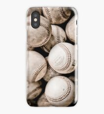 Baseball Collection iPhone Case