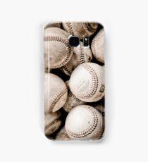 Baseball Collection Samsung Galaxy Case/Skin