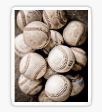 Baseball Collection Sticker