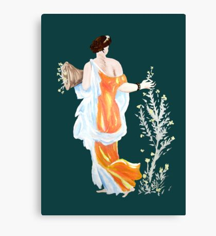 Primavera- Spring Canvas Print
