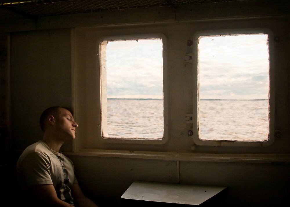 In the Waves of Dreams by OlgaKas
