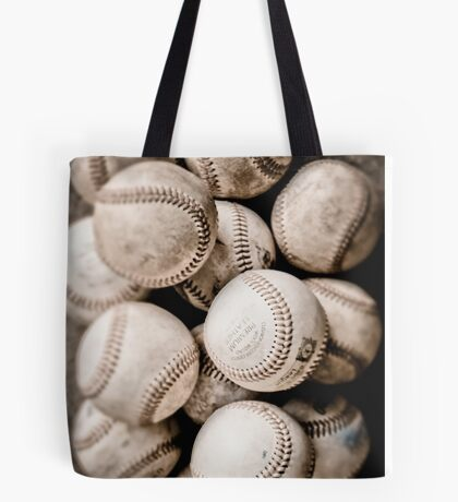 Baseball Collection Tote Bag
