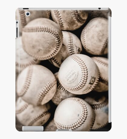 Baseball Collection iPad Case/Skin