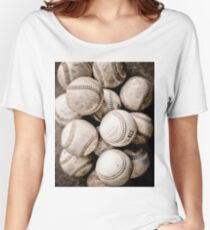 Baseball Collection Women's Relaxed Fit T-Shirt