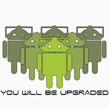 Cyberdroids (ICS) - You will be upgraded by neoelegance