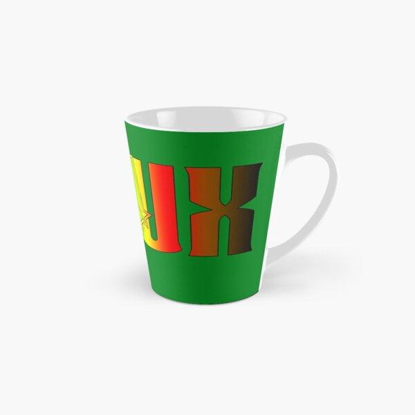 Heaux Tee - Rainbow Flag Tall Mug