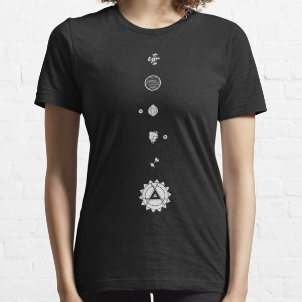 The Outer Wilds Solar System Essential T-Shirt