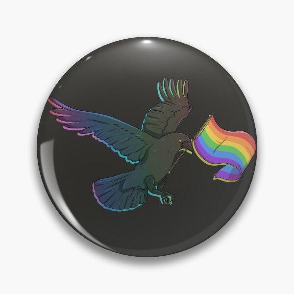 Pride Corviversary 2020 Pin