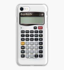 Iphone calculator disguise  iPhone Case/Skin