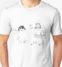 Los Coulters dancers stickers 2 T-Shirt