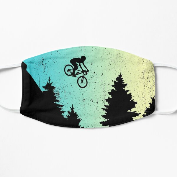 Mountain Biker MTB Gift Idea Mask