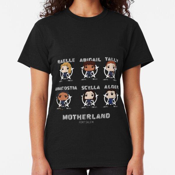 Motherland Fort Salem - Powerful Women Classic T-Shirt