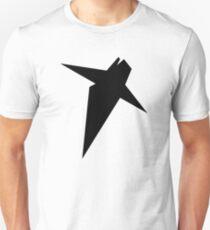 Spy vs Spy black Unisex T-Shirt