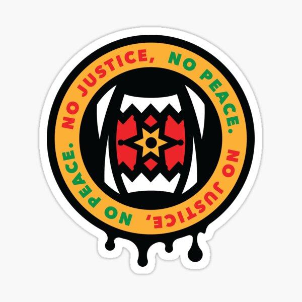 I WILL BITE (NJNP) Sticker