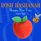 Happy New Year - Rosh Hashanah by curlyorli