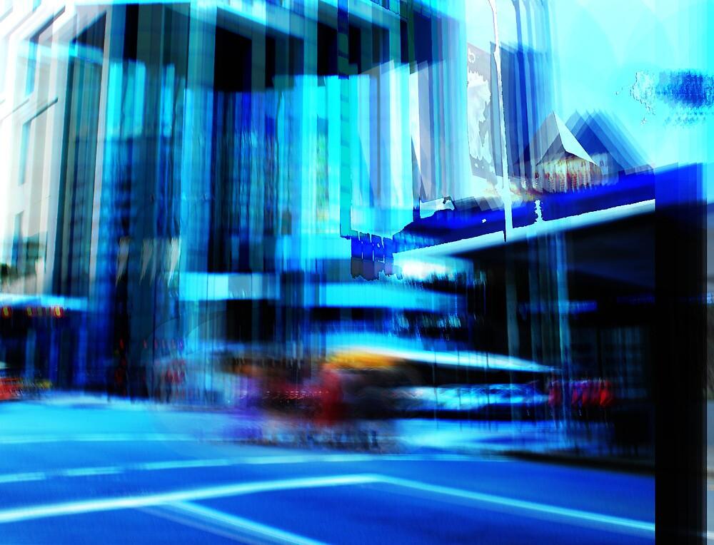 blue motion by Mark Malinowski