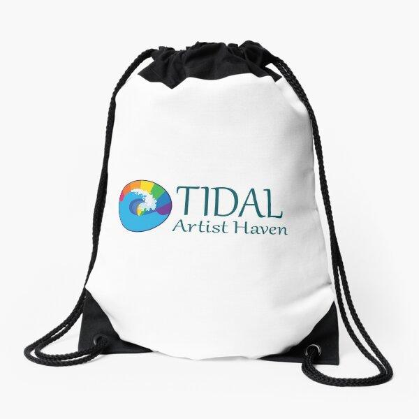 Tidal Artist Haven Drawstring Bag
