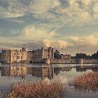 Leeds Castle England by Pancake76