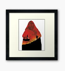 Revenge of the Sith Framed Print