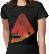 Revenge of the Sith Womens Fitted T-Shirt