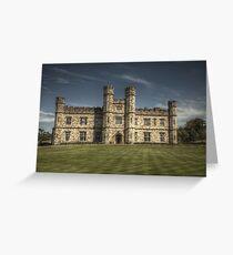 Leeds Castle England Greeting Card