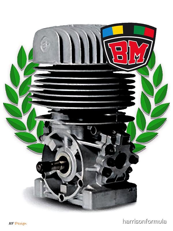 Vintage Kart Engine 97