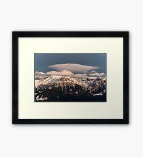 Lenticular Framed Print