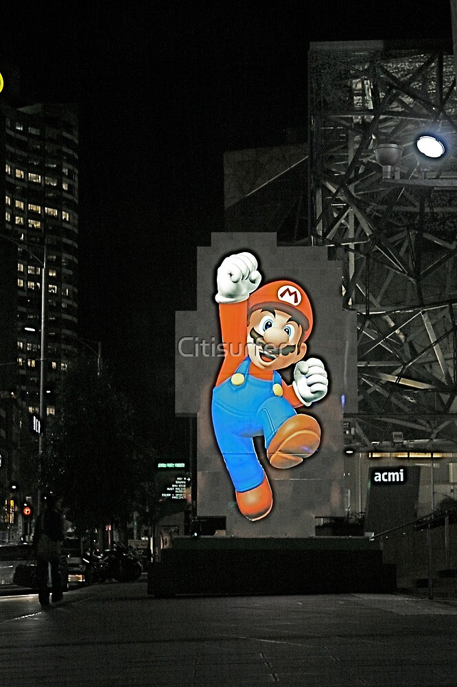 Super Mario Bros by Citisurfer