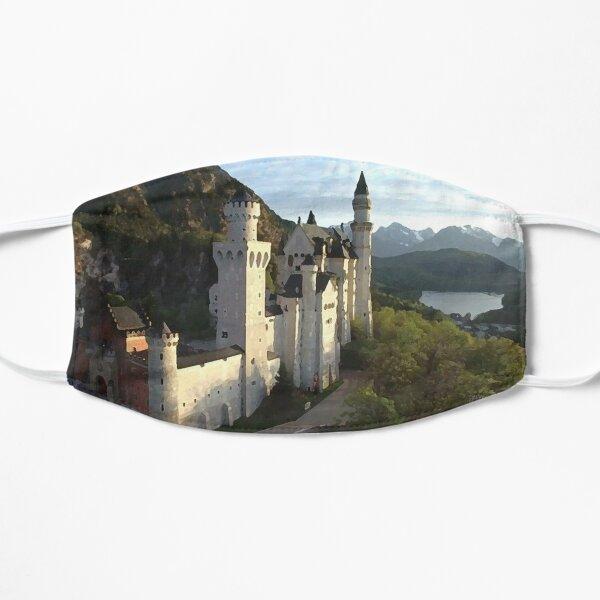 Neuschwanstein Castle in the Spring Mask