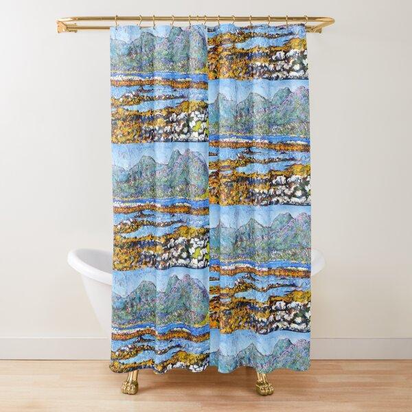 Bertraghboy Bay 1, Ireland Shower Curtain