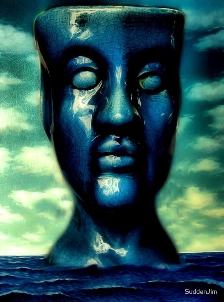 Blue Solitude by SuddenJim