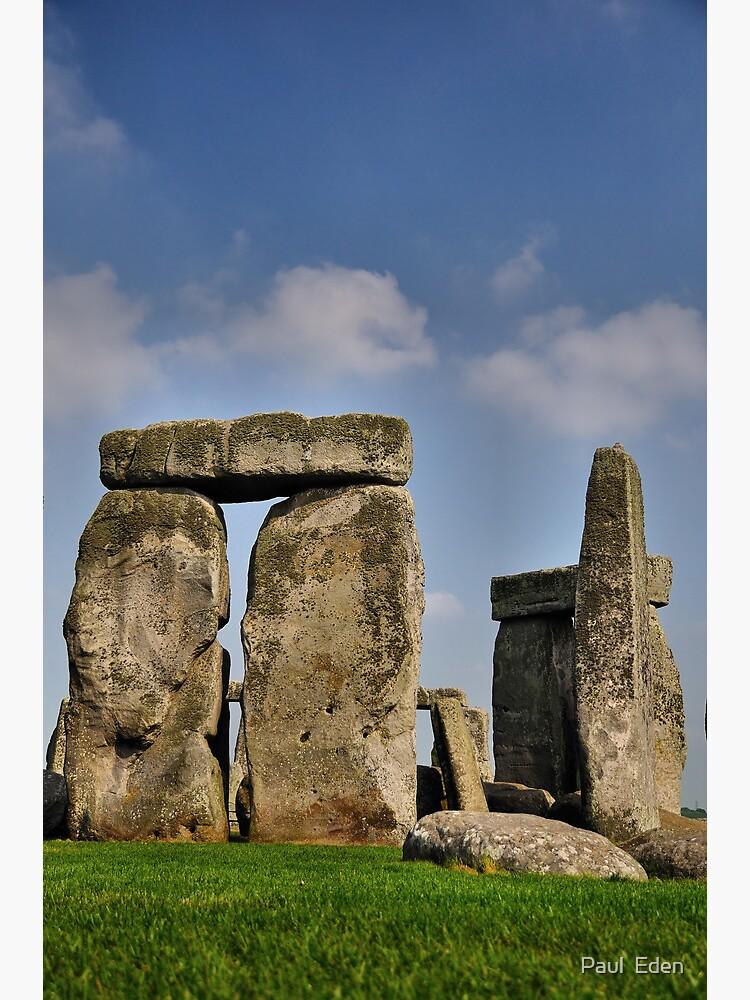 Stone Henge #1 by pauleden