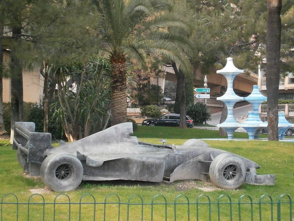 Formula 1 Monaco by julianopereira