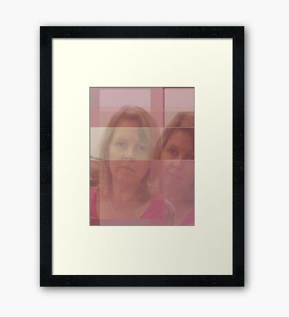 Idle Peregrination Framed Print