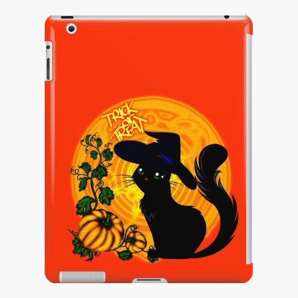 Halloween Katze - Süßes oder Saures! iPad – Leichte Hülle