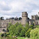 Warwick Castle by gabriellaksz