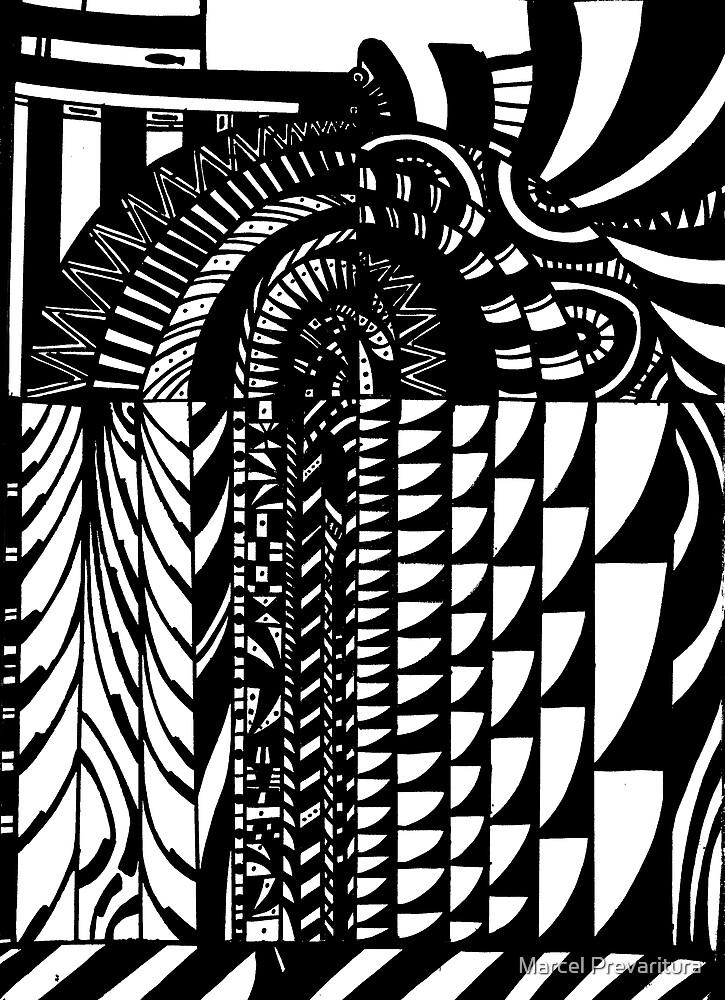 Gates by Marcel Prevaritura