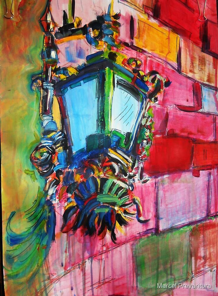 Colourfull Light by Marcel Prevaritura