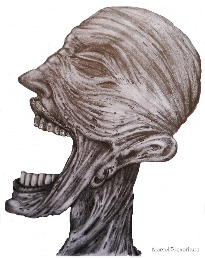 Scream by Marcel Prevaritura