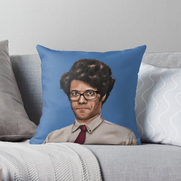 Richard Ayoade Throw Pillow