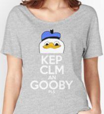 Kep Clm an Gooby Pls Women's Relaxed Fit T-Shirt