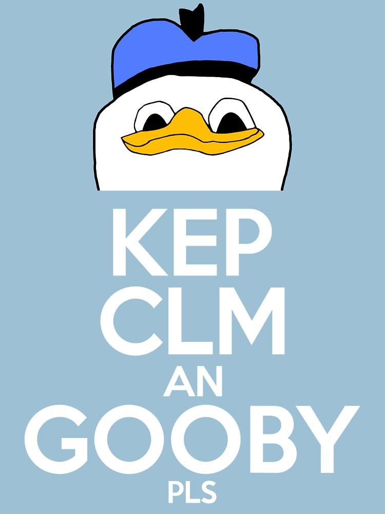 TShirtGifter presents: Kep Clm an Gooby Pls | Unisex T-Shirt