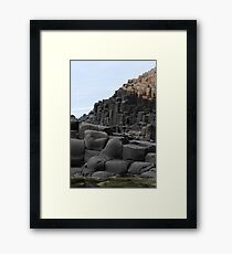 Giants Causeway, Ireland Framed Print