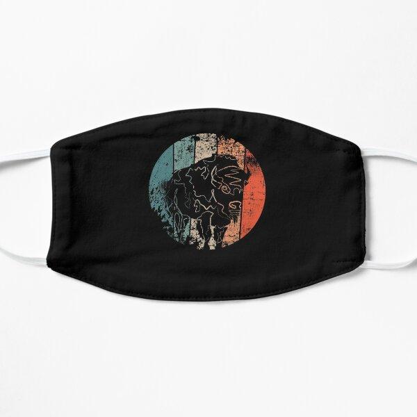 Bison Buffalo Mask