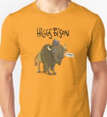 Higgs Bison : Smaller Size T-Shirt