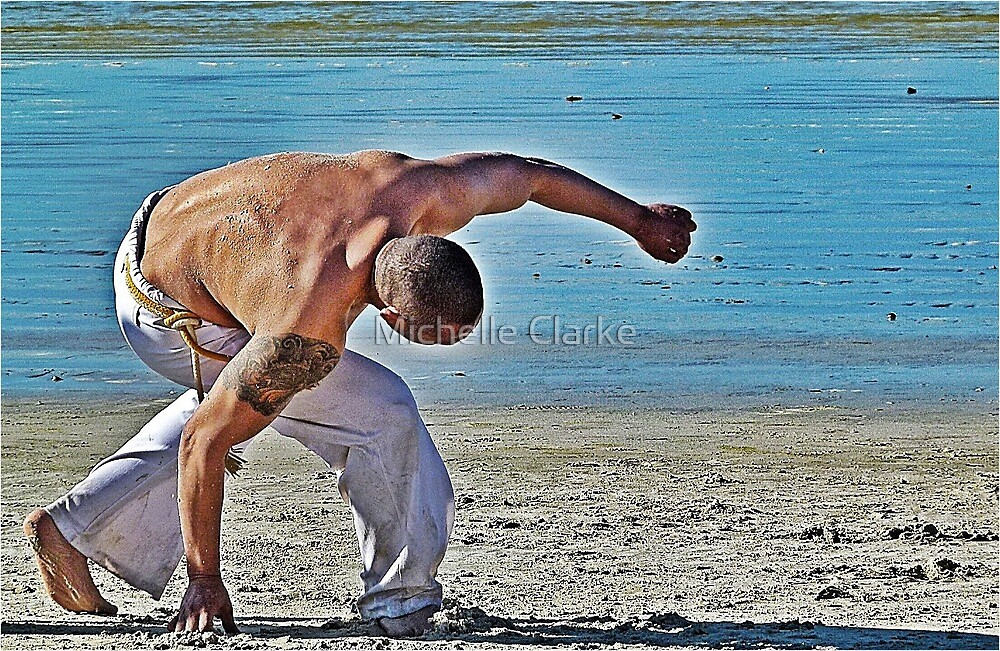 Capoeira  by Michelle Clarke